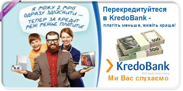 Кредо Банк кредит наличными